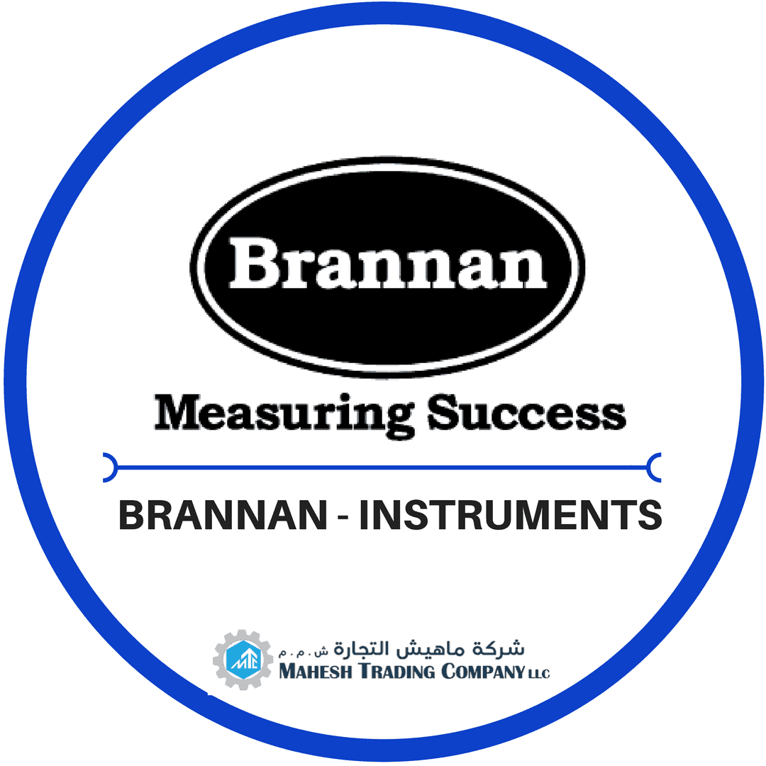 Brannan thermometers, Brannan gauges