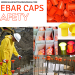 Rebar caps, Rebar safety, safety equipment in oman.