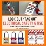 Lock Out/ Tag Out Safety Padlocks and Accessories. LOTO in Muscat, Oman