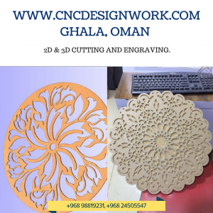 CNC router and laser cutting machine in oman
