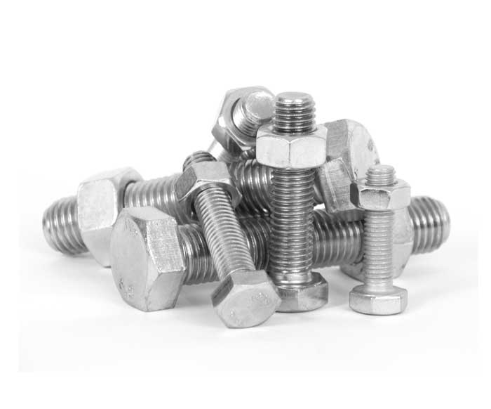Fasterners - Nuts, Bolts, Washers, Spring Washers available in Oman, Mahesh Trading Company