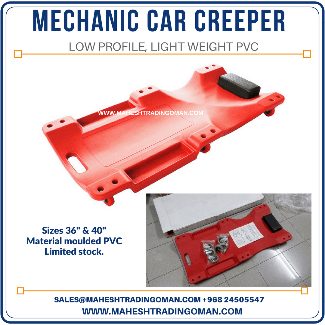Auto Mechanic Creeper